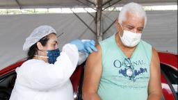 Jaguariúna começa amanhã a vacinação de pessoas de 63 anos