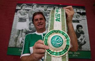 Matheus Urenha / A Cidade - Jair Gonçalves defendeu o Palmeiras de 1974 a 1979, foi campeão, e está na torcida pelo ênea