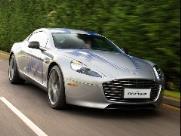 James Bond de carro elétrico