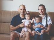 James e Fabiane: o sonho de ter um filho vira realidade