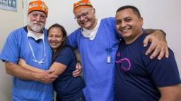 Chefe de Neurocirurgia do HC lamenta morte de médico americano