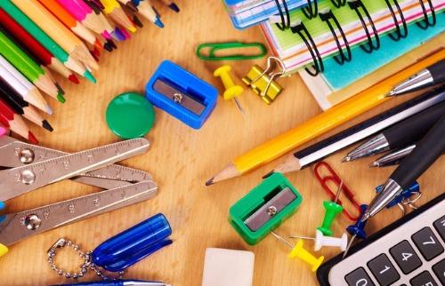 Janeiro é mês de comprar material escolar - Foto: Divulgação