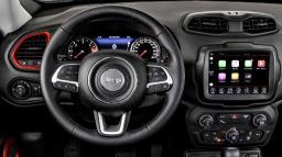 Jeep Renegade: novidades homeopáticas