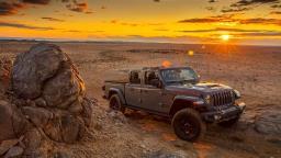 Jeep cria com novo app para quem quer explorar a natureza