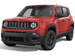 Jeep Renegade pode apresentar problema no freio de estacionamento - Foto: Divulgação