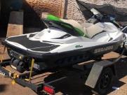 Homem denuncia furto de jet ski em estacionamento na zona Norte