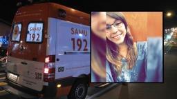 Jovem morre atropelada por ônibus no Jardim Bandeirantes