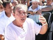 João de Deus passa mal na prisão e é levado para hospital de GO