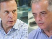 BOCA DE URNA: João Doria tem 52% e Márcio França, 48%