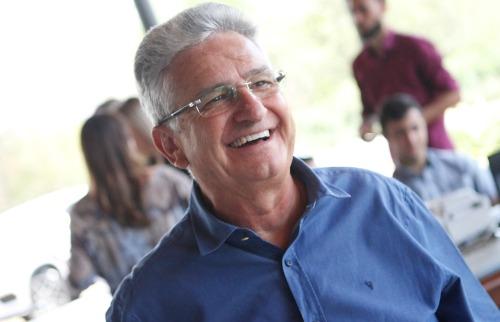 Murilo Corte / ME - João Naves participou do encontro em Ribeirão; veja mais fotos na galeria (foto: Murilo Corte / ME)