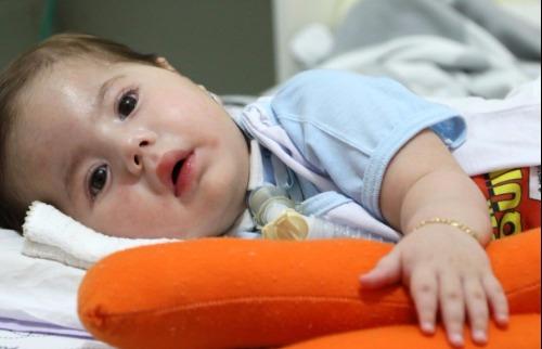 Renato Lopes / Especial - O pequeno Joaquim completa 1 ano: um dos símbolos de luta contra a AME