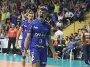 Gabriel Vaccari, do Vôlei Renata, é convocado para Seleção