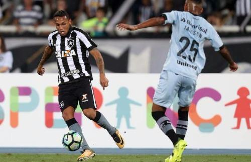 Divulgação Botafogo - Jogador pode voltar para a Ponte Preta