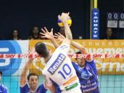 Vôlei Renata perde no primeiro jogo das quartas de final