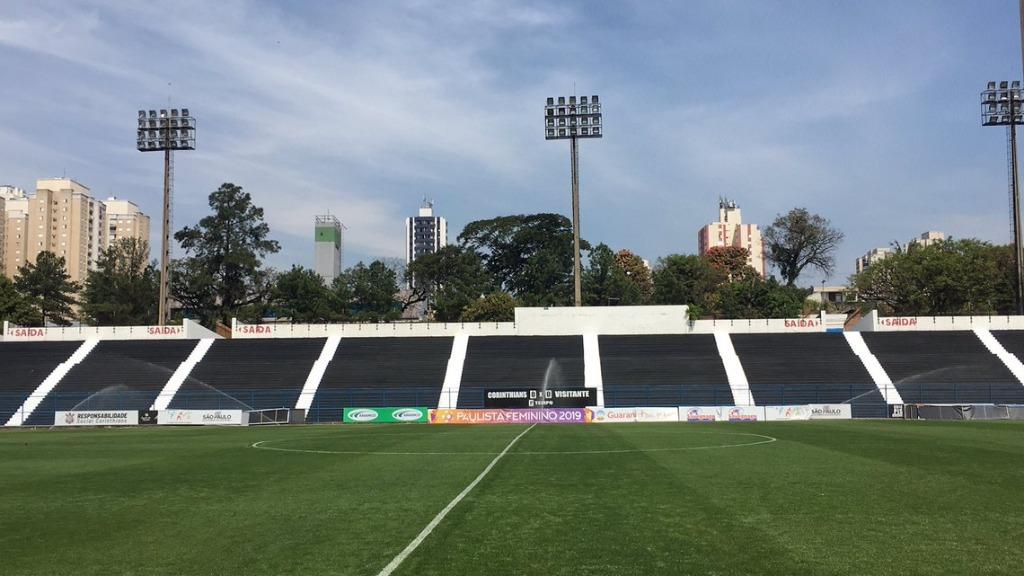 Jogo entre Guerreiras e Timão será com portões fechados na Fazendinha (Foto: Twitter/Corinthians) - Foto: Reprodução Twitter Corinthians