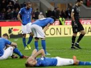 Após ficar fora da Copa de 2018, Itália demite o técnico Gian Piero Ventura