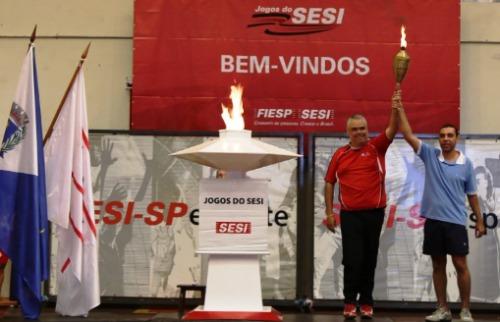 Divulgação - Jogos do Sesi vão reunir muitos atletas de Araraquara (Divulgação)