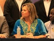 Doria é liberal escondido no PSDB, diz Joice Hasselmann