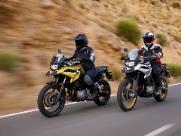 Motocicletas BMW F 750 e F 850 ganham mais conforto e segurança