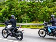BLOG: Royal Enfield realiza passeio com fãs da marca no domingo