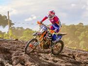 BLOG: Moto construída em Curitiba participa de enduro em Portugal