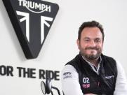 Renato Fabrini é o novo diretor geral da Triumph no Brasil
