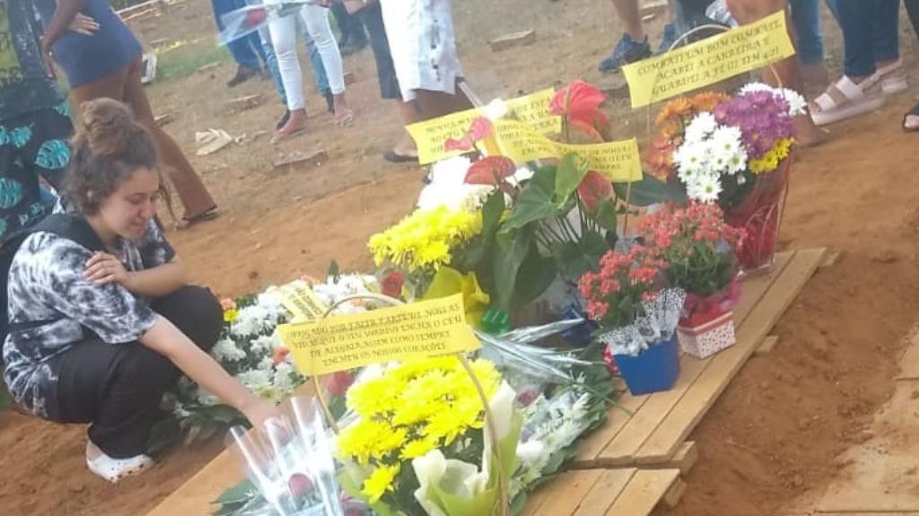 Jovem de 15 anos foi enterrado sob forte comoção em Campinas (Foto: Arquivo Pessoal) - Foto: Arquivo Pessoal