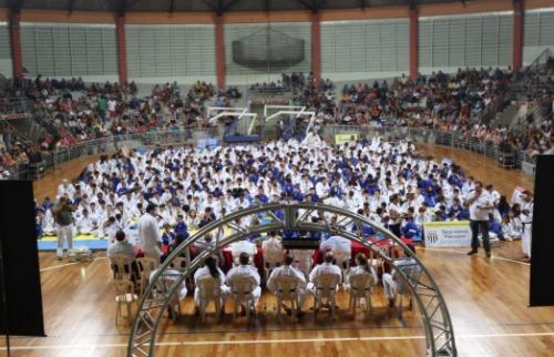 Rafael Martinez / Martinez Comunicação - Judocas se graduaram na Cavam também em 2015 (Foto: Rafael Martinez / Martinez Comunicação)