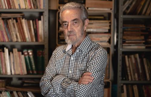Jornalista e escritor Julio Chiavenato é colunista do portal ACidade ON (Foto: Weber Sian / ACidade ON) - Foto: ACidade ON - Ribeirão Preto