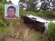 """""""Justiça não existe"""", diz irmão de motorista de Ibaté morto com tiros de fuzil no PR"""