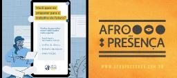 Youth Voices Brasil e Afro Presença promovem ações para inclusão de jovens no mercado de trabalho