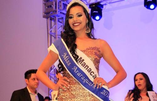 Da reportagem - Karol Oliveira é eleita a mulher mais bonita de Araraquara (Foto: Divulgação)