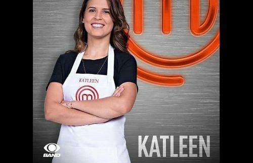 Da reportagem - Katleen Lacerda está no Master Chef