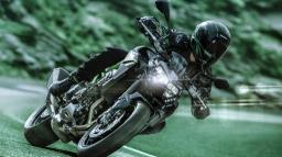 Kawasaki Z900: essência e aparência