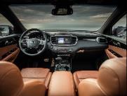 Kia apresenta lá fora a linha 2019 do SUV médio-grande Sorento