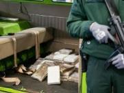 Kombi de Hortolândia com cocaína partiu do Porto de Santos