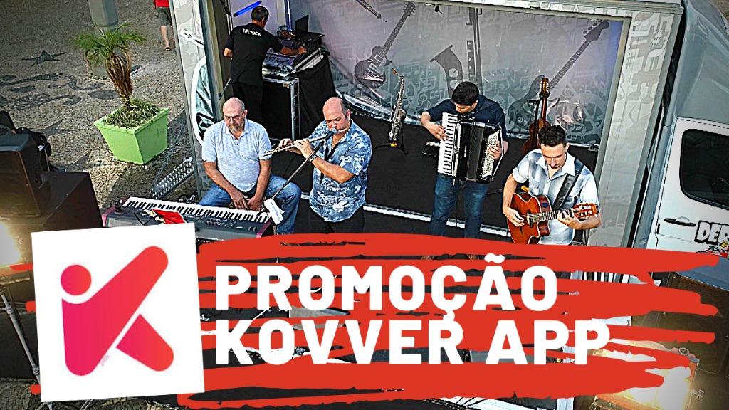Derico kovver app - Foto: Divulgação