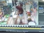 PM encontra suspeito de assaltar padaria no Jardim dos Coqueiros