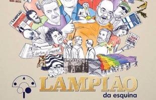 Reprodução - O pôster do documentário 'Lampião da Esquina'