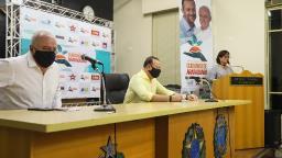 Coligação de Edinho Silva reúne 138 pré-candidatos a vereador