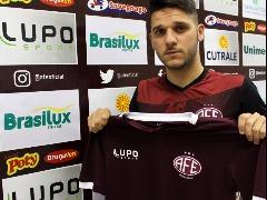 Lateral é mais um que chega para disputa da Copa Paulista (Divulgação/AFE) - Foto: Divulgação/AFE
