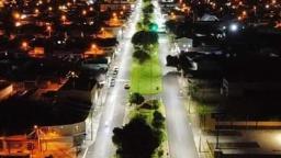 Substituição da iluminação pública por LED continua em São Carlos