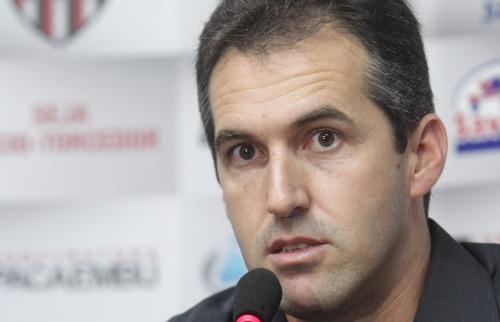 Matheus Urenha / A Cidade - Léo Condé terá três jogos treinos para observar a equipe