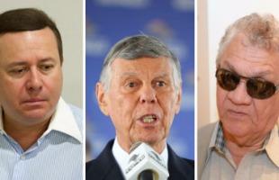 A Cidade - Léo Oliveira (PMDB), Welson Gasparini (PSDB) e Rafael Silva (PDT)