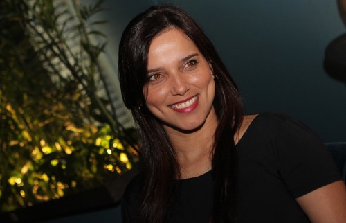 Lilian Neves esteve no My Mousse Cake; veja mais fotos na galeria (foto: Murilo Corte / ME) - Foto: Murilo Corte / ME