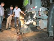 Avenidas de Ribeirão Preto ganham varrição mecanizada