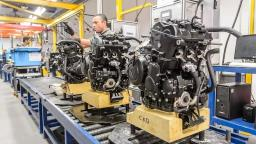 Fábrica da Triumph em Manaus atinge marca de 30 mil motos