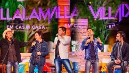 Live dos Amigos promove verdadeiro show na internet