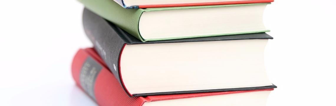 Livros - Foto: Hermann / Pixabay