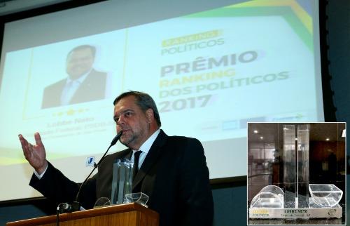 Fotos: Alexssandro Loyola/PSDB na Câmara - Lobbe Neto recebe prêmio de melhor parlamentar do Estado de SP (Fotos: Alexssandro Loyola/PSDB na Câmara)